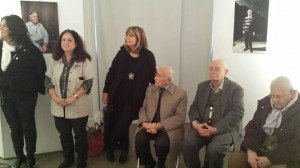 Inauguration juifs-résistants